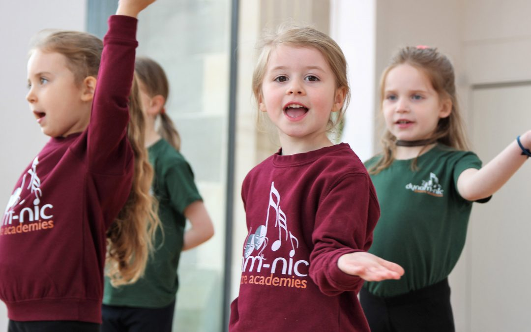 Musical theatre classes now in two Edinburgh venues