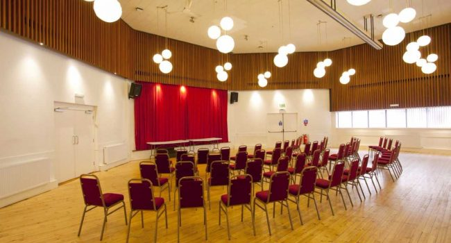 LifeCare Centre Hall
